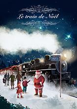 Le Train de Noël - cover